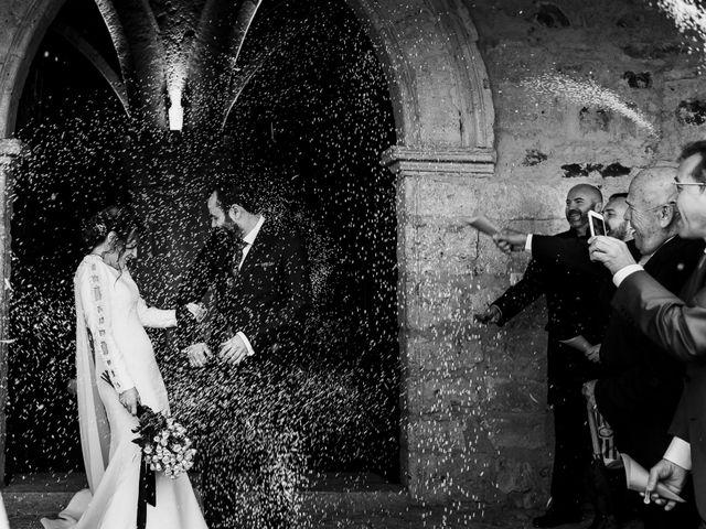 La boda de Elena y Julian en Carrion De Calatrava, Ciudad Real 38