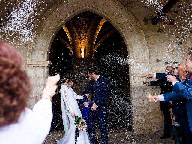La boda de Elena y Julian en Carrion De Calatrava, Ciudad Real 39