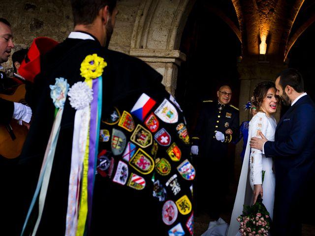 La boda de Elena y Julian en Carrion De Calatrava, Ciudad Real 40
