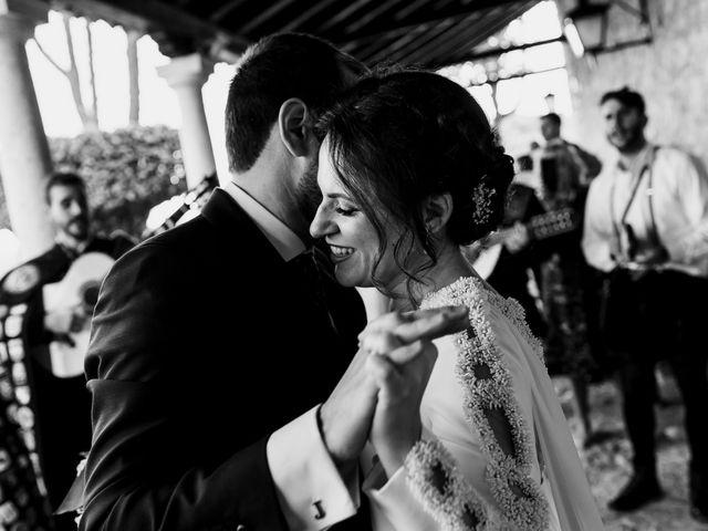 La boda de Elena y Julian en Carrion De Calatrava, Ciudad Real 41