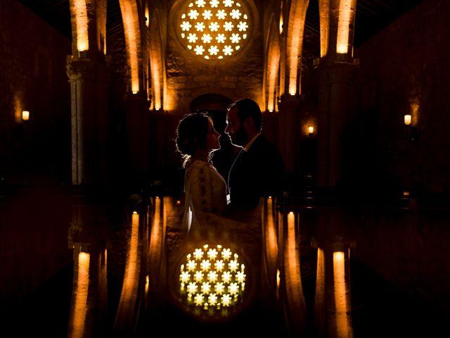 La boda de Elena y Julian en Carrion De Calatrava, Ciudad Real 42