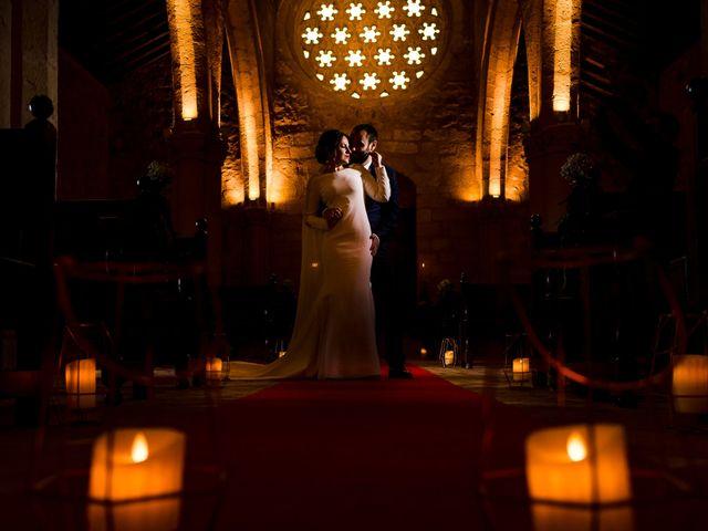 La boda de Elena y Julian en Carrion De Calatrava, Ciudad Real 44