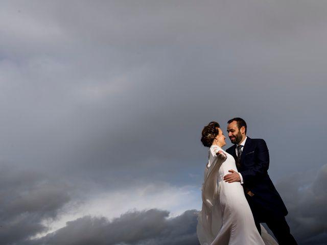 La boda de Elena y Julian en Carrion De Calatrava, Ciudad Real 46