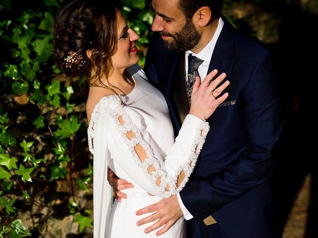 La boda de Elena y Julian en Carrion De Calatrava, Ciudad Real 47