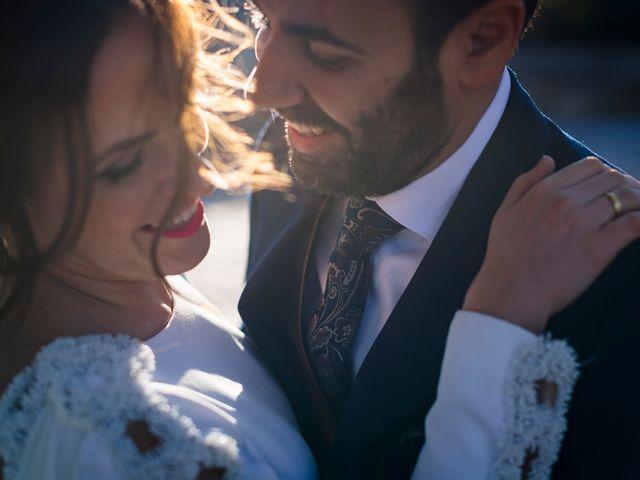 La boda de Elena y Julian en Carrion De Calatrava, Ciudad Real 48