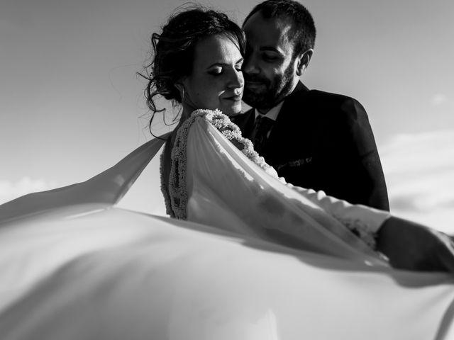 La boda de Elena y Julian en Carrion De Calatrava, Ciudad Real 1