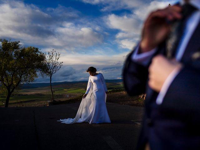 La boda de Elena y Julian en Carrion De Calatrava, Ciudad Real 49