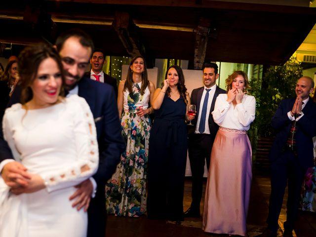 La boda de Elena y Julian en Carrion De Calatrava, Ciudad Real 51