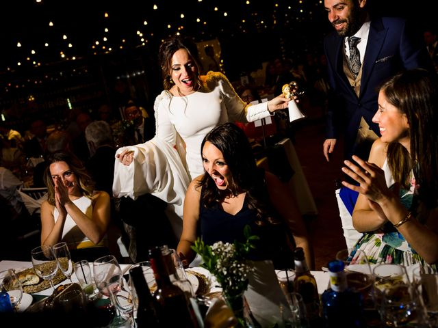 La boda de Elena y Julian en Carrion De Calatrava, Ciudad Real 56