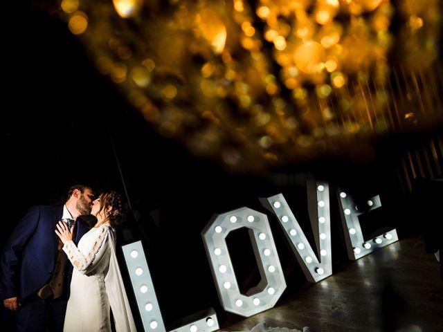 La boda de Elena y Julian en Carrion De Calatrava, Ciudad Real 61