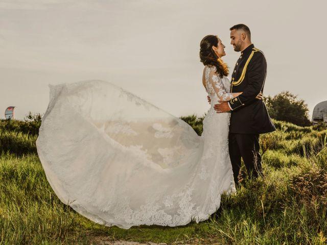 La boda de Cristina y Uriel