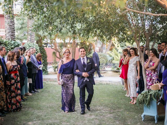 La boda de Daniel y Teresa en Elx/elche, Alicante 29