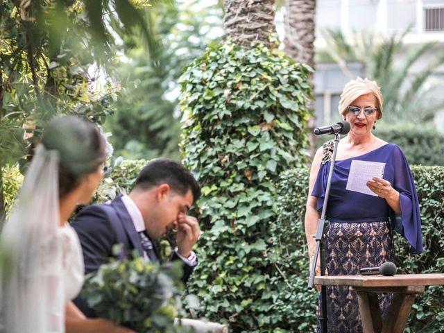 La boda de Daniel y Teresa en Elx/elche, Alicante 34