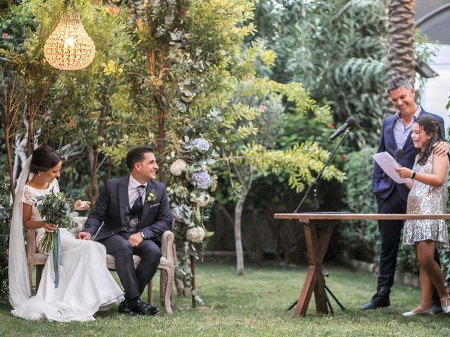La boda de Daniel y Teresa en Elx/elche, Alicante 36