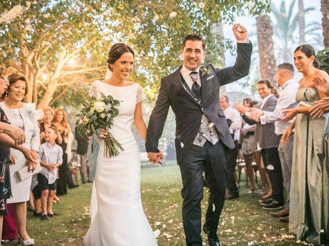 La boda de Daniel y Teresa en Elx/elche, Alicante 38