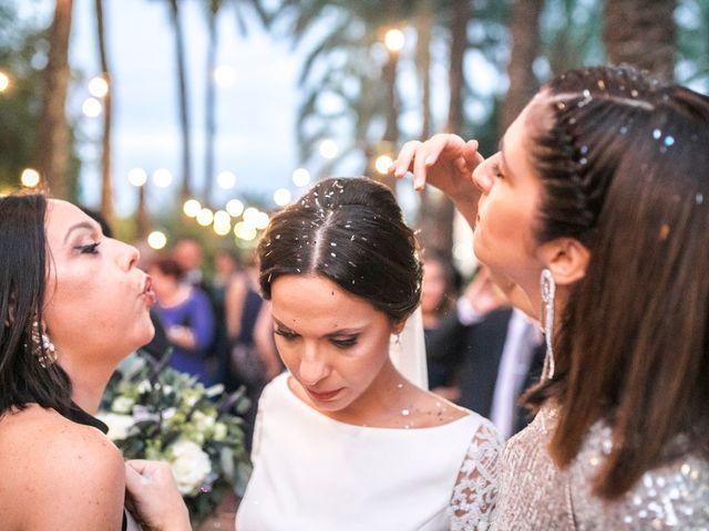La boda de Daniel y Teresa en Elx/elche, Alicante 40