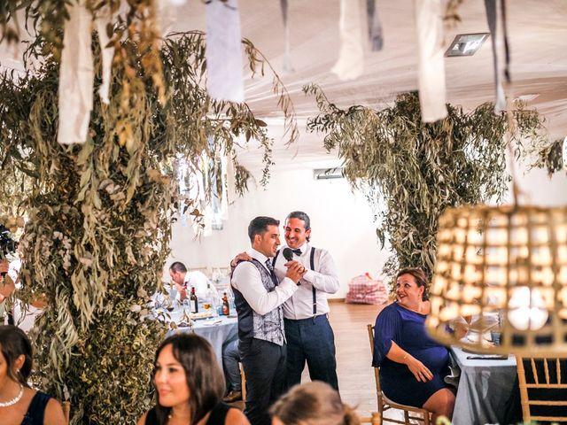 La boda de Daniel y Teresa en Elx/elche, Alicante 51