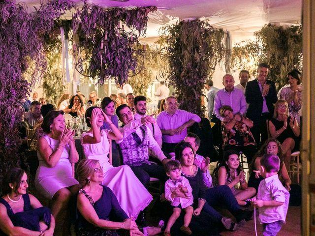 La boda de Daniel y Teresa en Elx/elche, Alicante 55