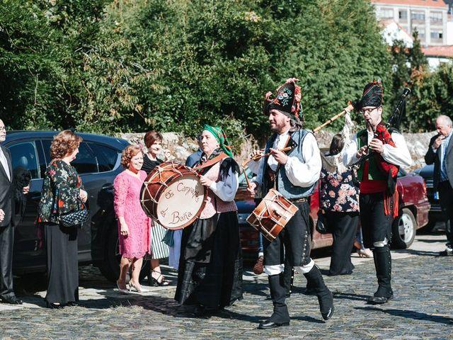 La boda de Oscar y Laura en Santiago De Compostela, A Coruña 54