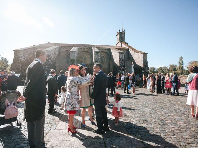 La boda de Oscar y Laura en Santiago De Compostela, A Coruña 55