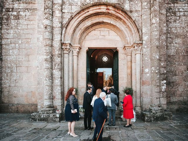La boda de Oscar y Laura en Santiago De Compostela, A Coruña 57