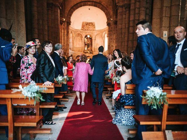 La boda de Oscar y Laura en Santiago De Compostela, A Coruña 63