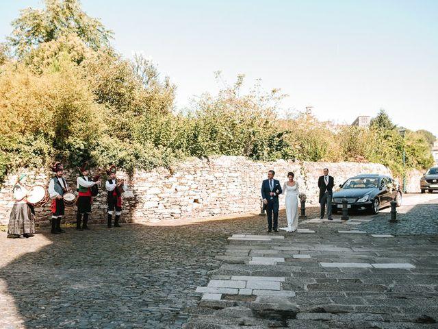 La boda de Oscar y Laura en Santiago De Compostela, A Coruña 64