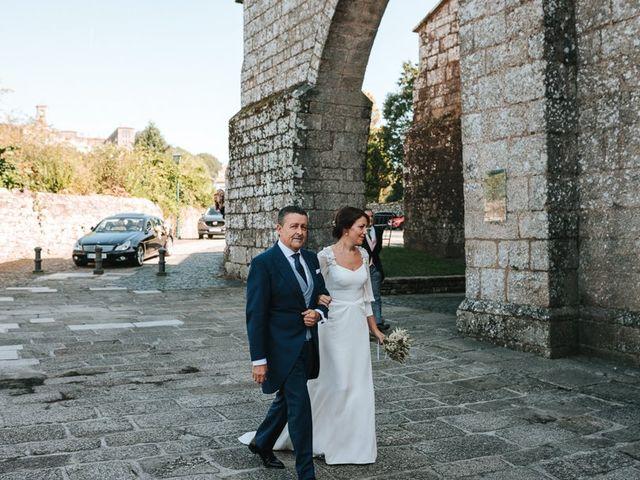 La boda de Oscar y Laura en Santiago De Compostela, A Coruña 65