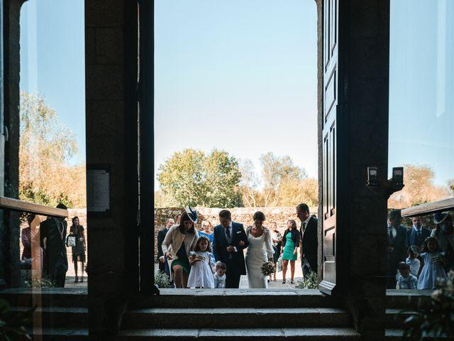 La boda de Oscar y Laura en Santiago De Compostela, A Coruña 66