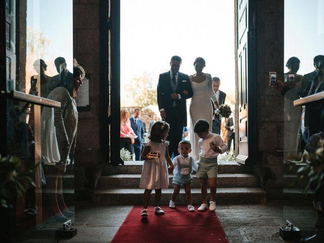 La boda de Oscar y Laura en Santiago De Compostela, A Coruña 67