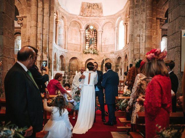 La boda de Oscar y Laura en Santiago De Compostela, A Coruña 70