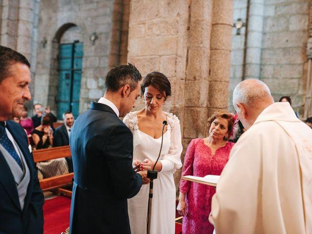 La boda de Oscar y Laura en Santiago De Compostela, A Coruña 78
