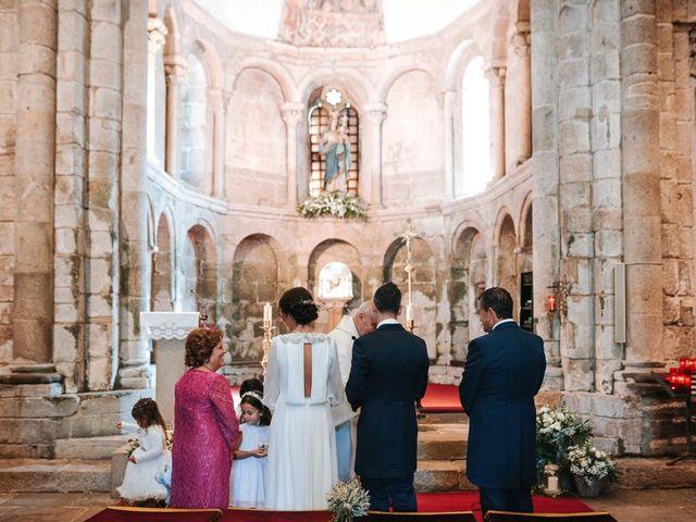 La boda de Oscar y Laura en Santiago De Compostela, A Coruña 79