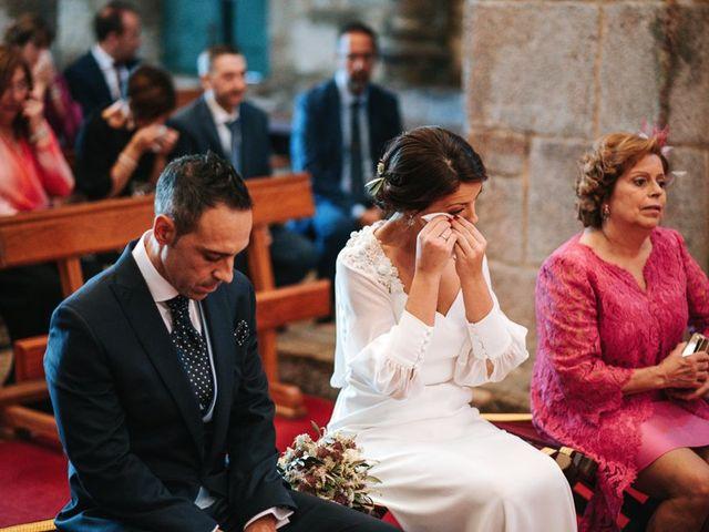 La boda de Oscar y Laura en Santiago De Compostela, A Coruña 80