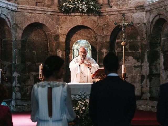 La boda de Oscar y Laura en Santiago De Compostela, A Coruña 82
