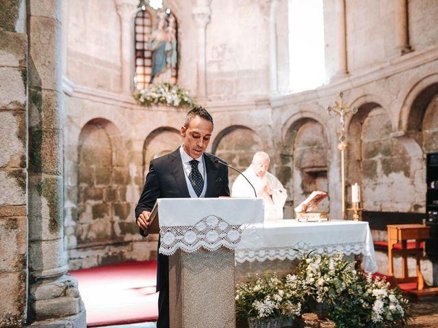 La boda de Oscar y Laura en Santiago De Compostela, A Coruña 86
