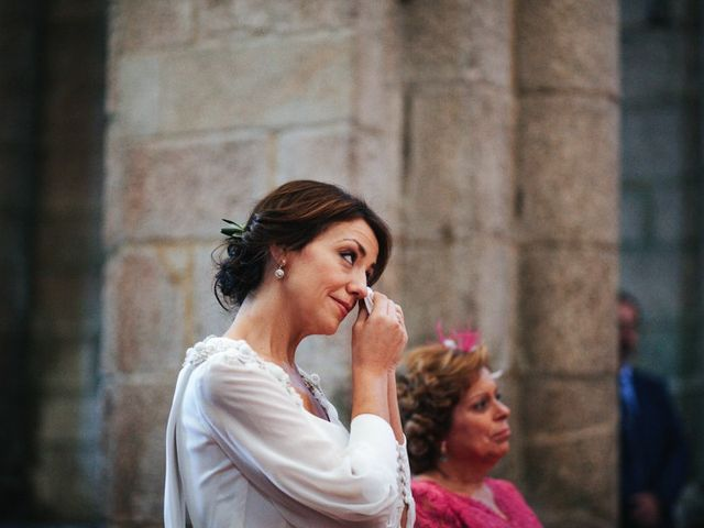 La boda de Oscar y Laura en Santiago De Compostela, A Coruña 87