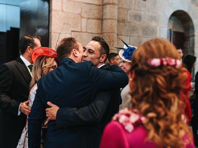 La boda de Oscar y Laura en Santiago De Compostela, A Coruña 93