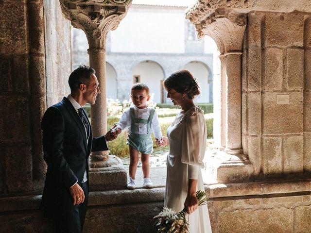 La boda de Oscar y Laura en Santiago De Compostela, A Coruña 94