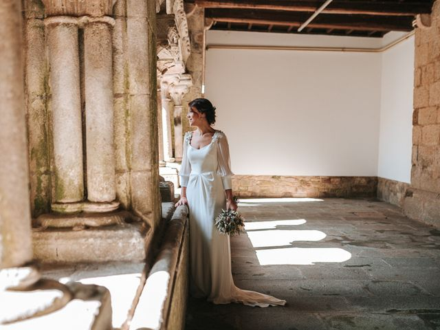 La boda de Oscar y Laura en Santiago De Compostela, A Coruña 97