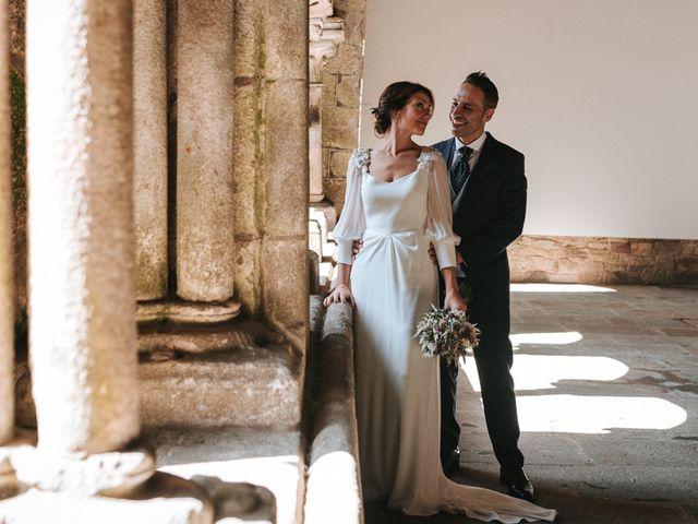 La boda de Oscar y Laura en Santiago De Compostela, A Coruña 98