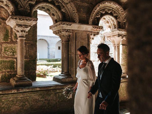 La boda de Oscar y Laura en Santiago De Compostela, A Coruña 99