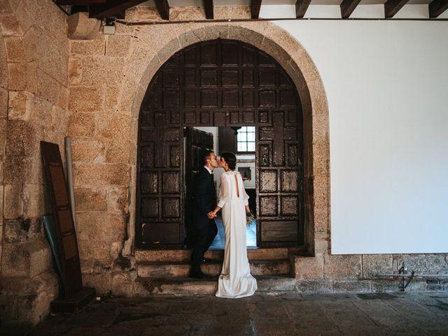 La boda de Oscar y Laura en Santiago De Compostela, A Coruña 100