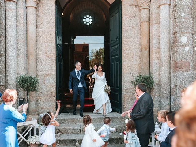 La boda de Oscar y Laura en Santiago De Compostela, A Coruña 102