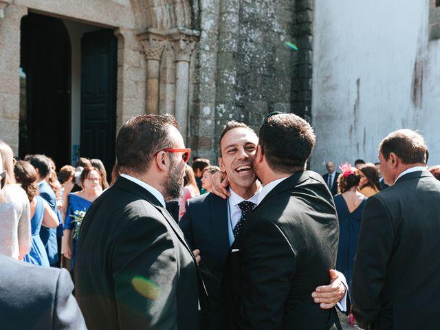 La boda de Oscar y Laura en Santiago De Compostela, A Coruña 107