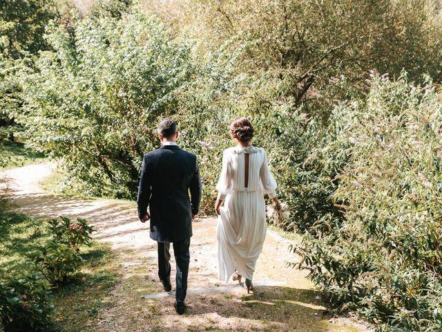 La boda de Oscar y Laura en Santiago De Compostela, A Coruña 111