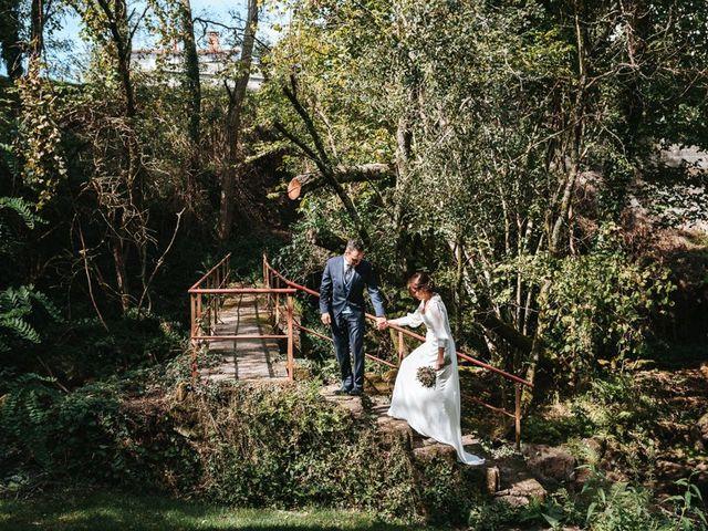 La boda de Oscar y Laura en Santiago De Compostela, A Coruña 114