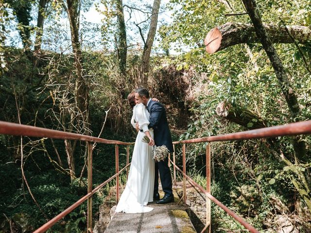 La boda de Oscar y Laura en Santiago De Compostela, A Coruña 115