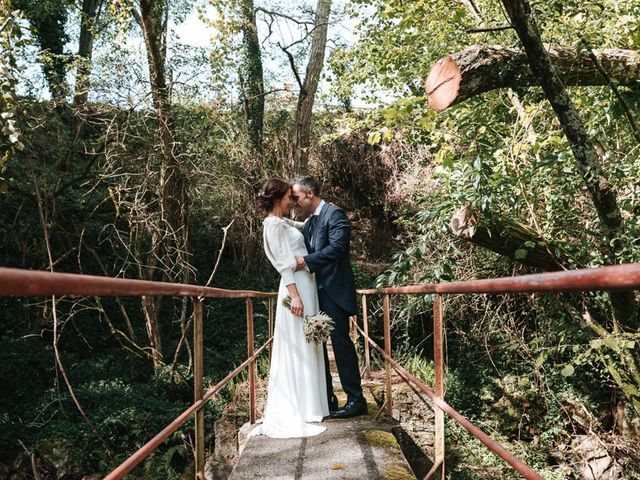 La boda de Oscar y Laura en Santiago De Compostela, A Coruña 116