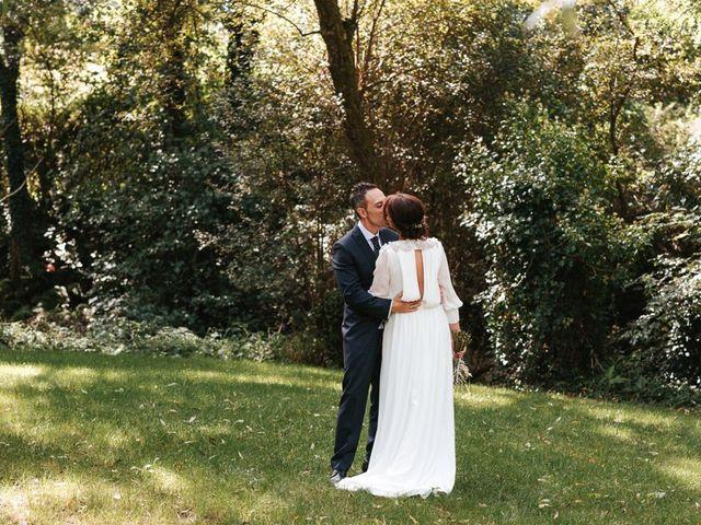 La boda de Oscar y Laura en Santiago De Compostela, A Coruña 123